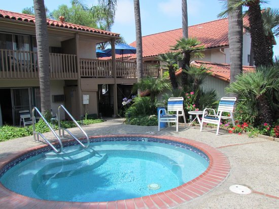 BEST WESTERN PLUS Pepper Tree Inn: Spa