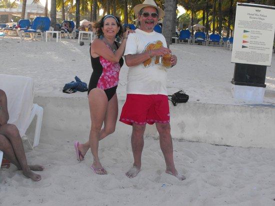Hotel Riu Palace Riviera Maya: Hermosas vacaciones