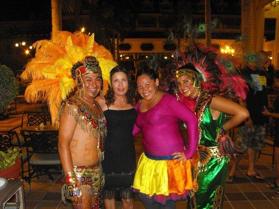 Hotel Riu Palace Riviera Maya: Buen ambiente