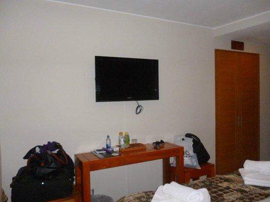 Hotel Vientos del Sur: Tv