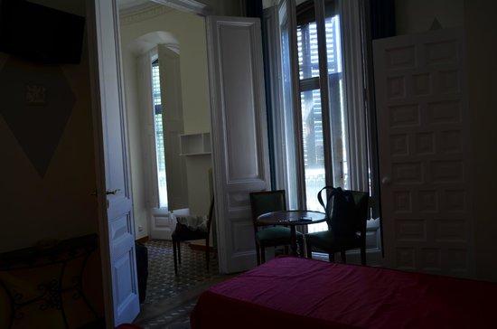 Hostal Center Inn: Quarto muito confortável
