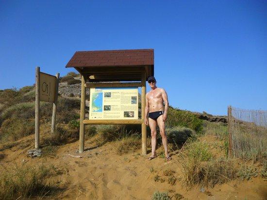Playa de Calblanque: the history