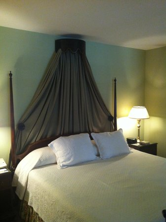 John Rutledge House Inn: Bed