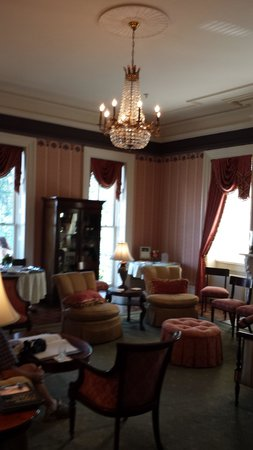 John Rutledge House Inn: Ballroom