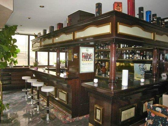 Hotel Condor: The bar