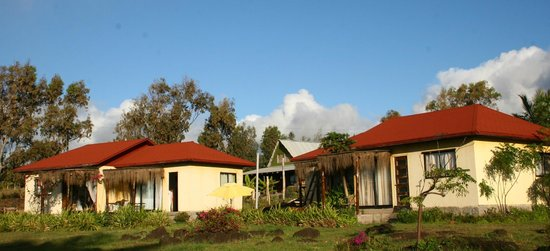 Hostal Sunset: frontal view