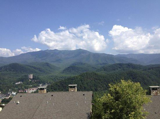 The Highlands Condominium: View from Highland Condo 205