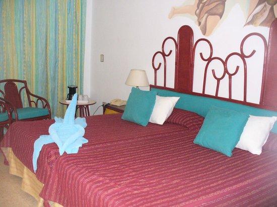 chambre picture of sol rio de luna y mares guardalavaca tripadvisor. Black Bedroom Furniture Sets. Home Design Ideas
