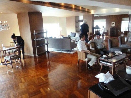Les Suites Orient, Bund Shanghai : Le Lounge