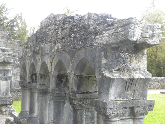 Royal Abbey of Cong: The Abbey