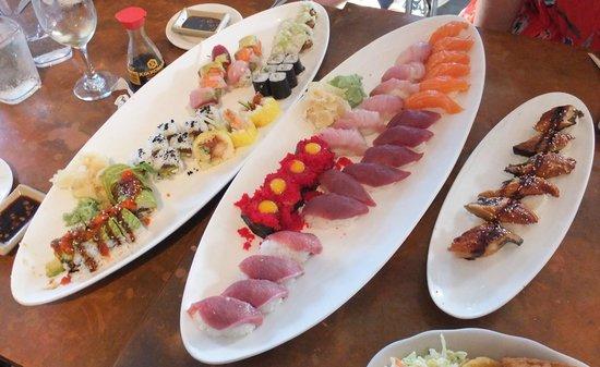 Mac's Shack: Sushi