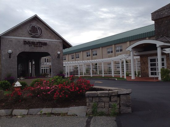 DoubleTree by Hilton Cape Cod - Hyannis: Front view