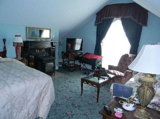 Amethyst Inn at Regents Park : Room View