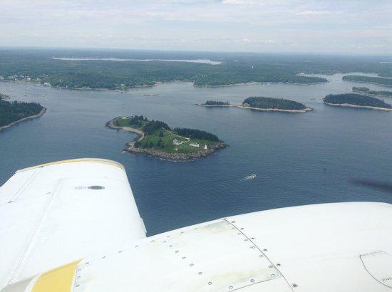 Air New England, LLC: scenic flight