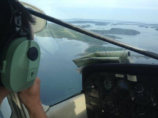 Air New England, LLC: Maine's coast