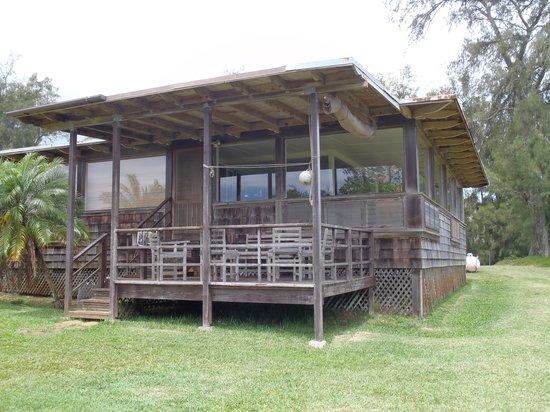 Puu o Hoku Ranch: Quaint but elegant..