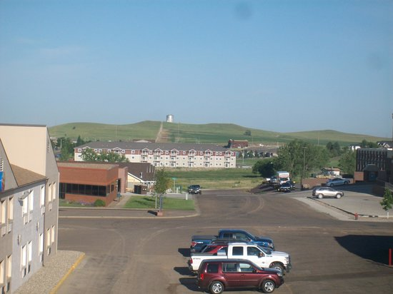Quality Inn & Suites : View from room