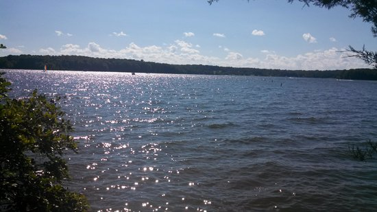 Lake Anna State Park: relaxation