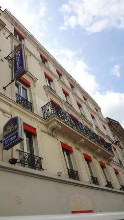 BEST WESTERN Empire Elysees : Hotel