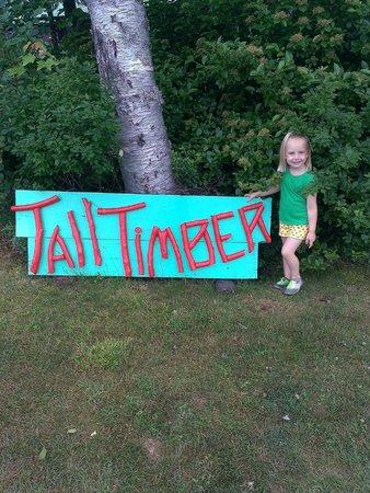 Tall Timber Lodge : Tall timber