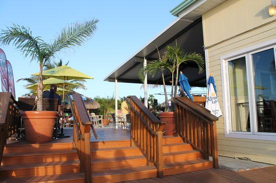 Milliken's Reef: outside bar
