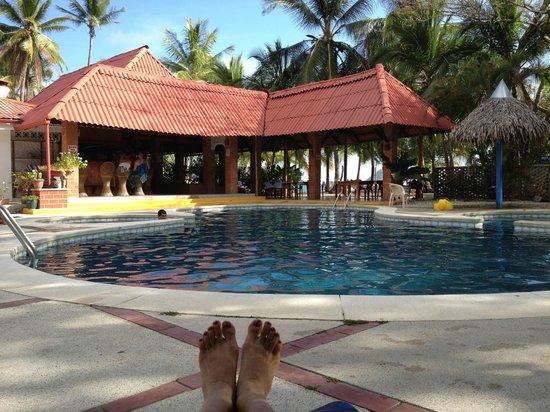 Hotel Las Brisas del Pacifico: Pool