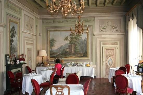 Palazzo Niccolini al Duomo : First for breakfast