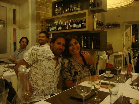 Giampa: gladys y yo en Giampà en Bari