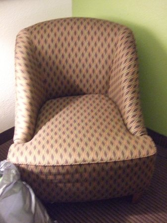 AmericInn Lodge & Suites Oshkosh: Chair delight