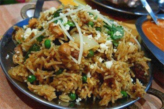 Branto Pure Veg Indian Food : Rice Varieties