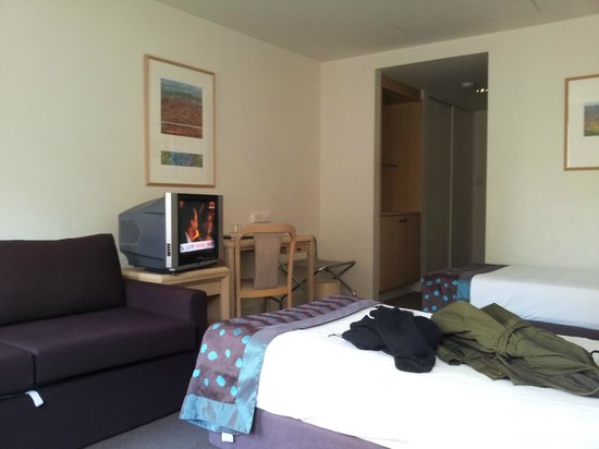 Citiclub Hotel: Twin room