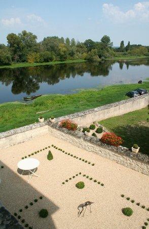 Domaine du Heron: Hotel grounds