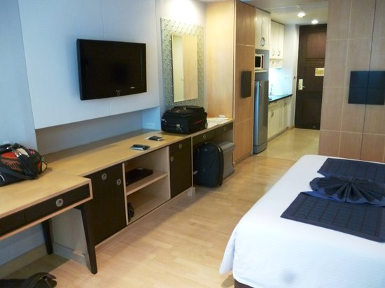 Admiral Premier Bangkok by Compass Hospitality: Room