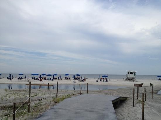 West Ship Island Mississippi Hotels