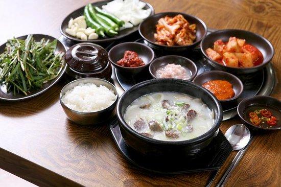 MyeongGa Dwaeji Gugbab