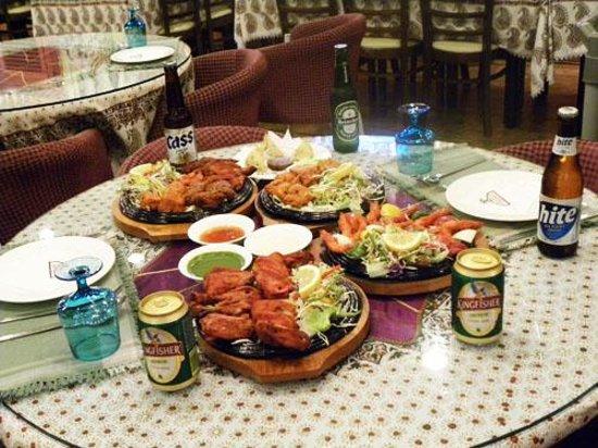 Sangam Indian Restaurant Photo