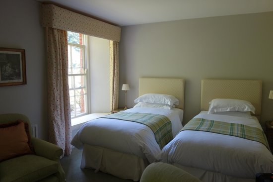 Bantry House B&B: Twin room number 21
