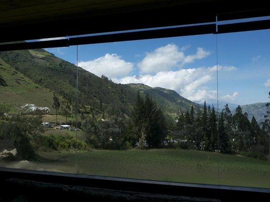 Hacienda Manteles : View from bedroom