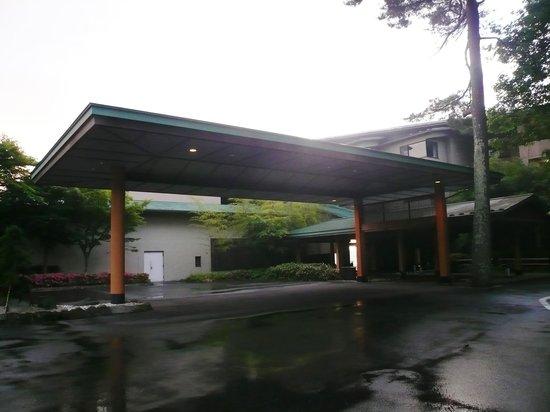 Jodogahama Park Hotel: 外観