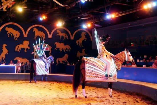 The Dancing Horses Theatre: Illuminated
