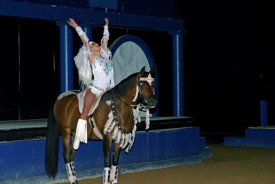 The Dancing Horses Theatre: Indian Spirit