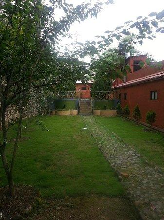 Divya Ashram : Entrance of Ashram