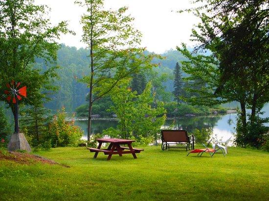 Domaine Du Lac Champagneur: Common area