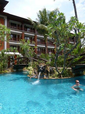 Padma Resort Legian: プール
