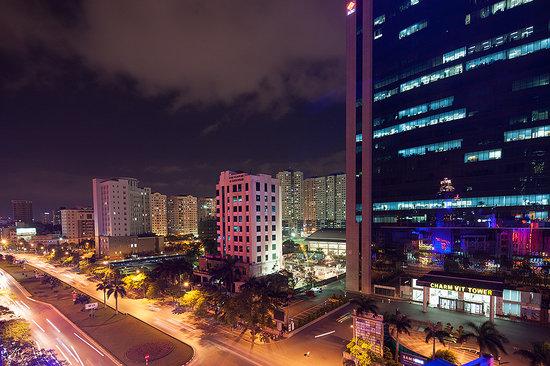 Brandi Hotel: balcony view