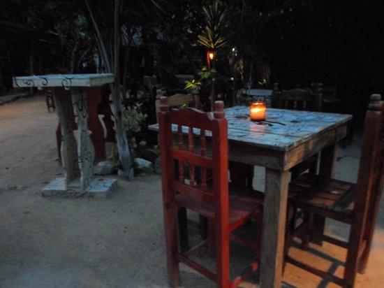 El Tábano: ambientacion