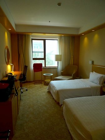 Oriental Garden Hotel : Superior Twin Room