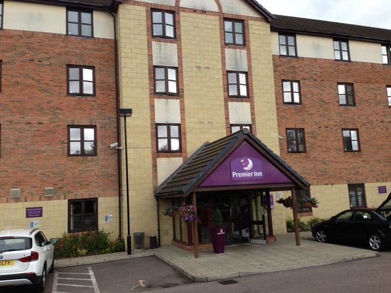 Premier Inn London Edgware Hotel: Hotal