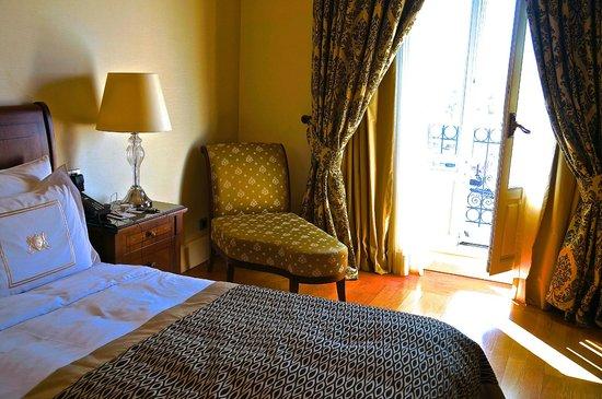 โรงแรมเปราพาเลซ: Номер с видом на Босфор.