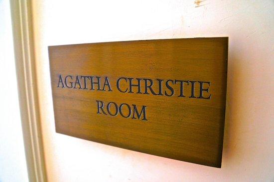 โรงแรมเปราพาเลซ: Здесь писался известный роман.